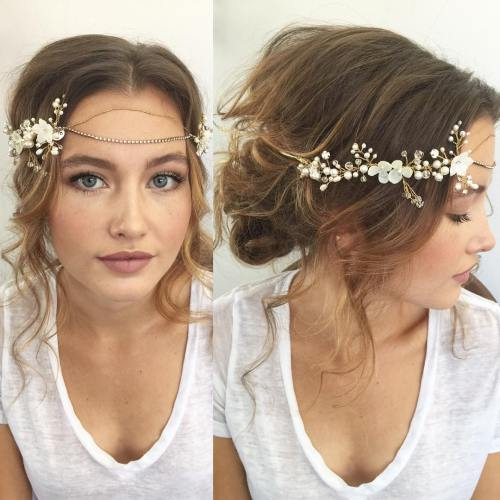16 gorgeous flowery low bun.jpg