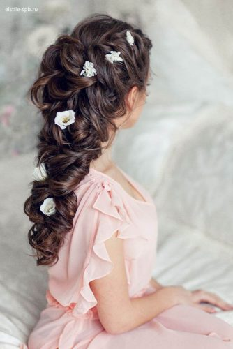 18 brides favourite wedding hairstyles for long hair _elstile_spb 7 334x500.jpg