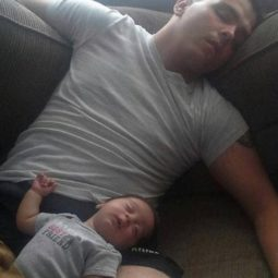 Like father like son sleep.jpg