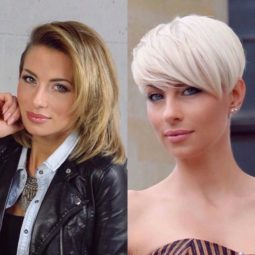Long to short hairstyles before and after women short haircut ideas 3.jpg
