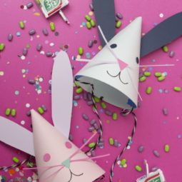 Easter bunny party hats craft 1551721868.jpg