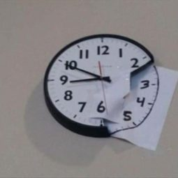 Ideas for solving strange problems broken clock.jpg