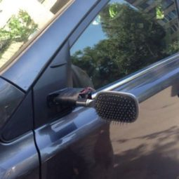Ideas for solving strange problems brush wing mirror.jpg