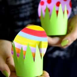 Paper easter egg grass kids craft 1551795895.jpg