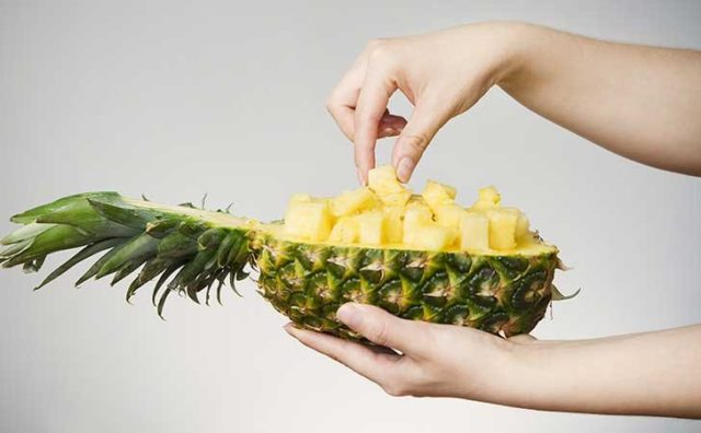 Eat pineapples and lose weight.jpg