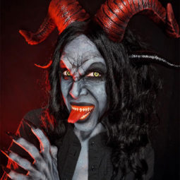 Brenna mazzoni epic cosplay transformations krampus.jpg