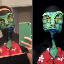 Brenna mazzoni epic cosplay transformations rango 1.jpg