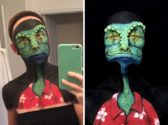 Brenna mazzoni epic cosplay transformations rango.jpg