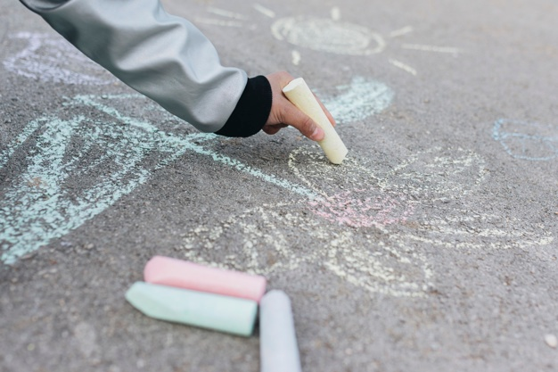Girl drawing with chalk road_23 2148188660.jpg