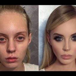 Makeup before and after makeup transformation the power of makeup.jpg