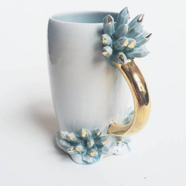 Silver lining ceramics spectacular coffee mugs with crystals.jpg