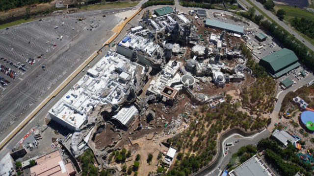 Star wars land disneyland aerial view.jpg