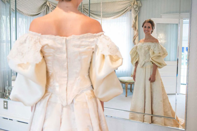 Heirloom wedding dress 11th bride 120 years old abigail kingston 2.jpg