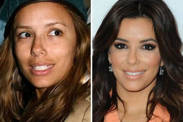 Top 25 unrecognizable photos of celebrities without makeup 12.jpg