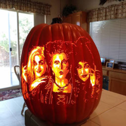 Cool pumpkin carving hocus pocus.jpg