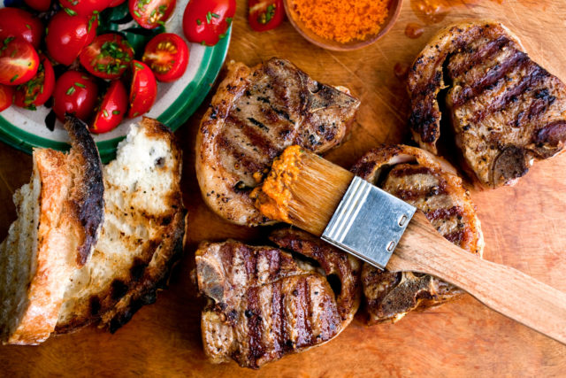 Grilled lamb chops with rouille and cherry tomatoes superjumbo.jpg