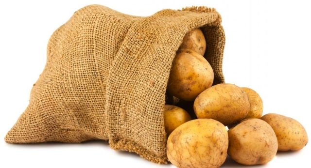 Bag of potatoes potbag1.jpg