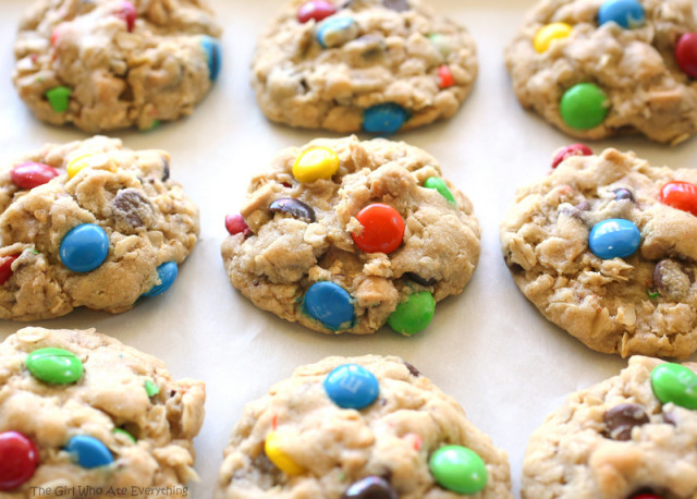 Monster cookies 5