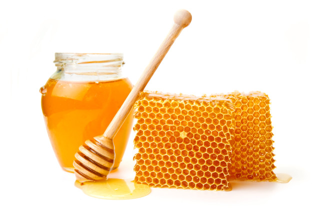 Natural cure for acne honey 2