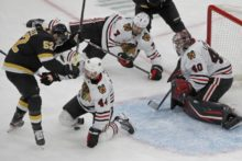 430955_sean kuraly calvin de haan brent seabrook robin lehner boston bruins chicago blackhawks nhl 676x451.jpg
