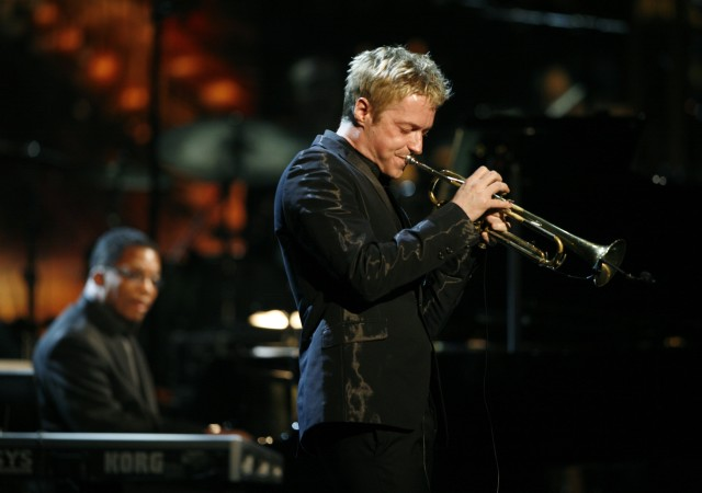 Chris Botti, Herbie Hancock
