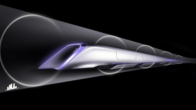 SpaceX Competition, Hyperloop