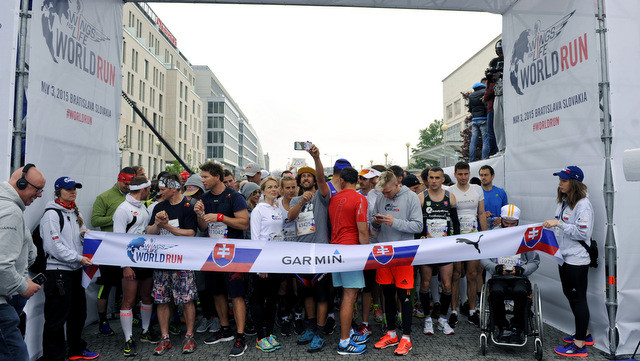 ATLETIKA: Wings for Life World Run