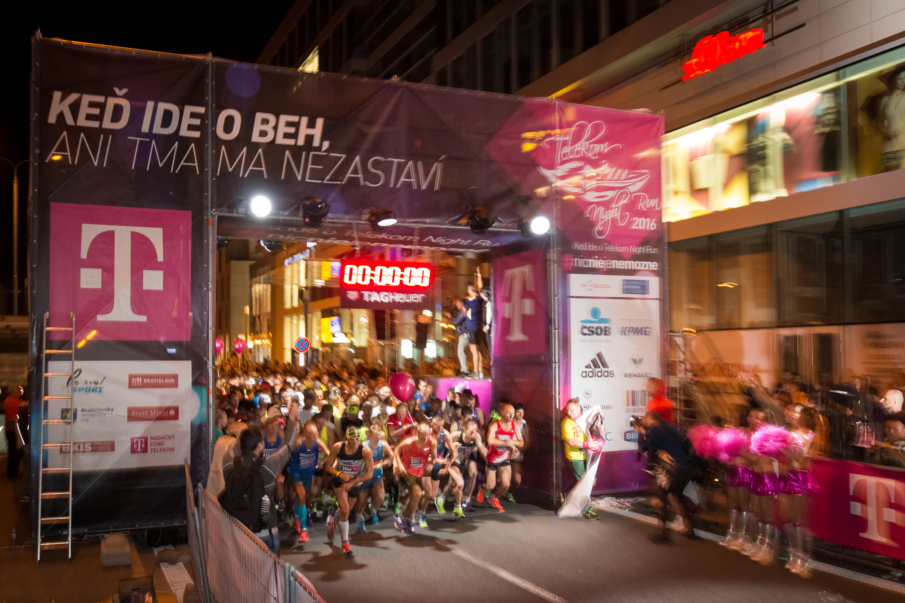 Telekom Night Run 2016