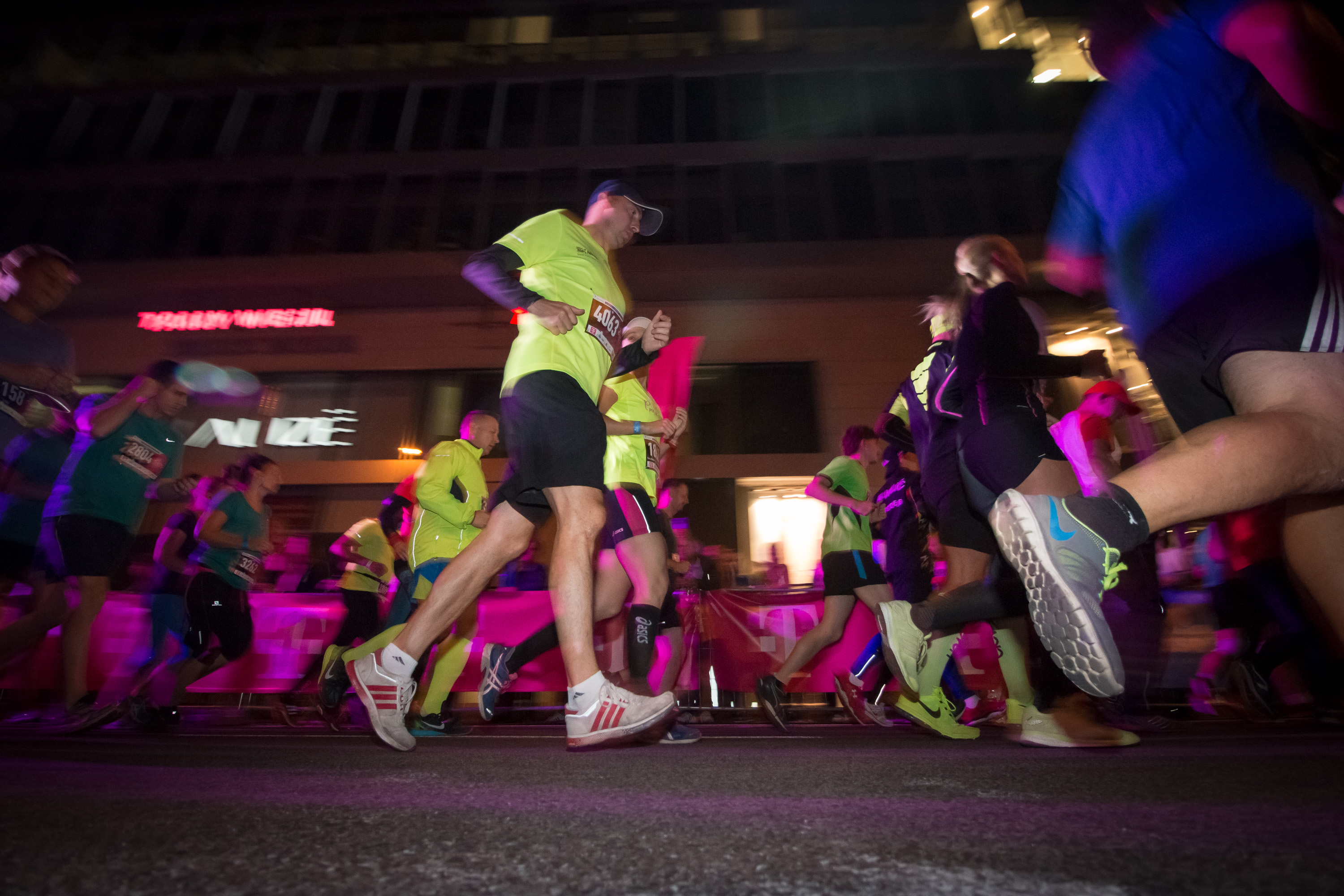 ATLETIKA: Telekom Night Run 2016