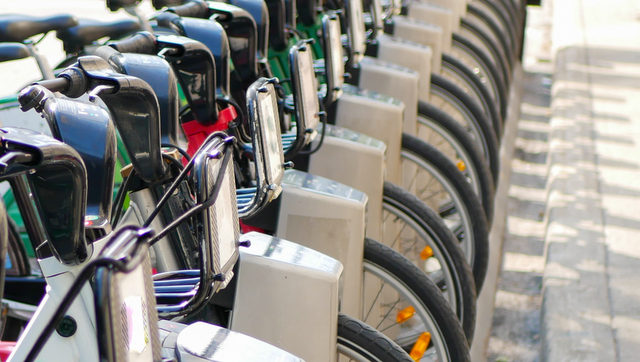 Bicycle sharing, bikesharing, bicykle