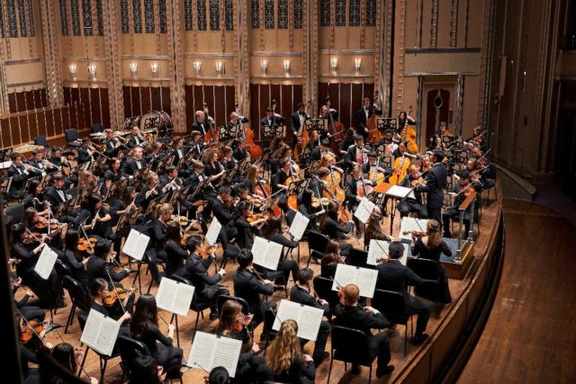 Cleveland orchestra youth orchestra m15 coyo auditions jpg