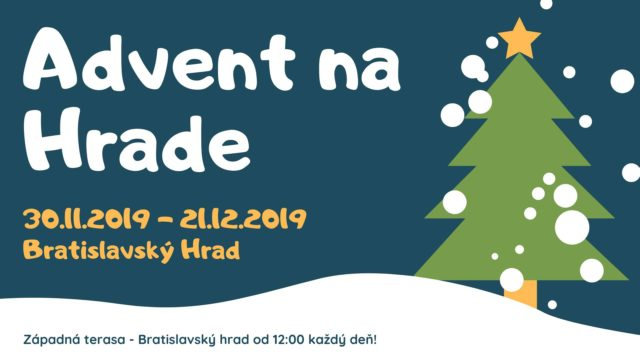 Advent na hrade.