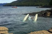 Alaska Floatplanes Crash