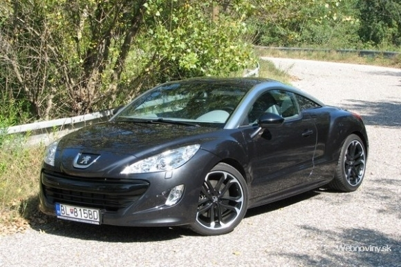 peugeot rcz 1 6 thp 200. Black Bedroom Furniture Sets. Home Design Ideas