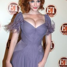 Sexy herečka Christina Hendricks