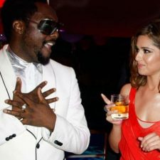 Will.i.am and Cheryl Cole