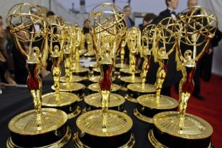 Emmy trophies