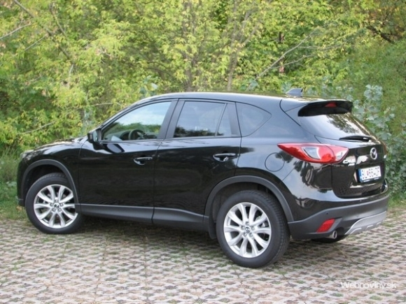 test mazda cx 5. Black Bedroom Furniture Sets. Home Design Ideas