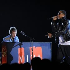 Coldplay and jay z