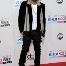 Hviezdy 40. American Music Awards