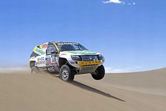 Dacia Duster Rally Dakar
