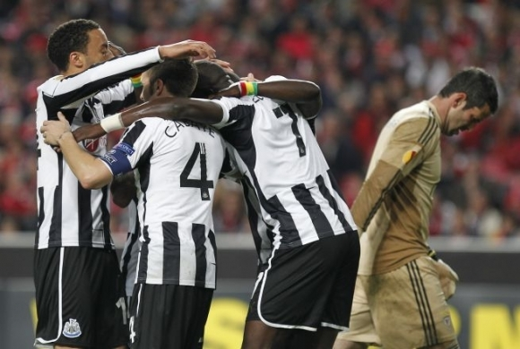 Benfica - Newcastle