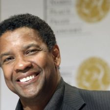 3. Denzel Washington