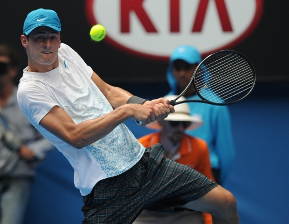 Bernard Tomic - Daniel Brands
