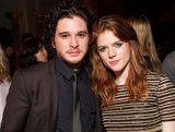Kit Harington Rose Lesie