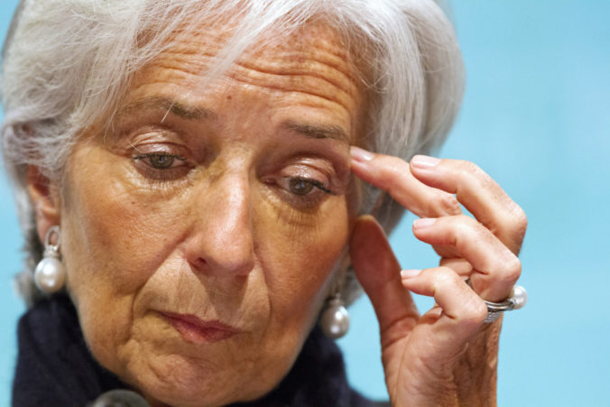 Christine Lagarde, IMF, MMF
