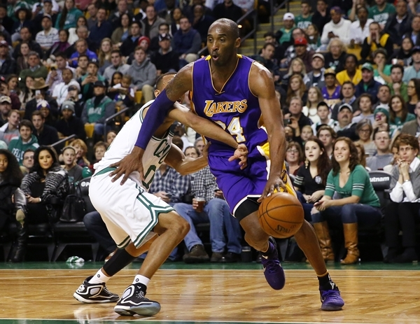 Boston Celtics - Los Angeles Lakers