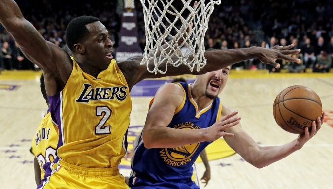 NBA: Los Angeles Lakers - Golden State