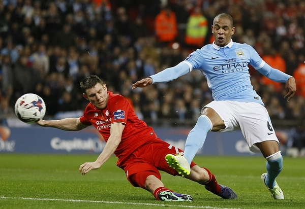 FC Liverpool - Manchester City