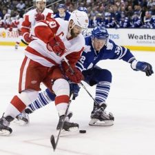 Detroit Red Wings - Toronto Maple Leafs